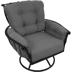 Wrought Iron Rocking Chair Thinking For Sale Meadowcraft Vinings Swivel Rocker Patio Club