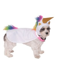 Light Up Unicorn Dog Costume For Halloween