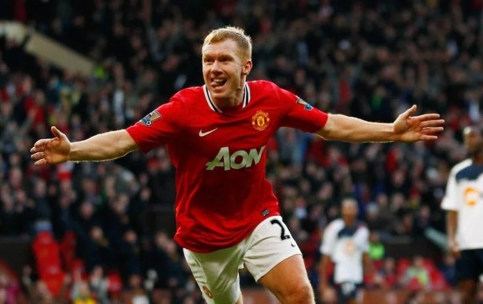Club Heroes: Happy birthday to Manchester United legend Paul Scholes | Shoot
