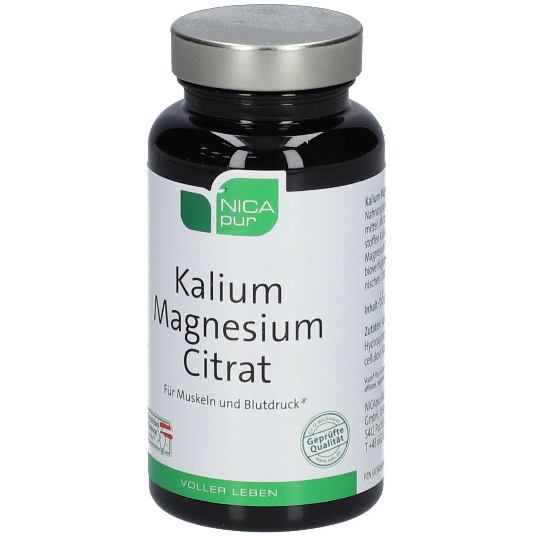 NICApur® Kalium Magnesium Citrat 60 St - shop-apotheke.at
