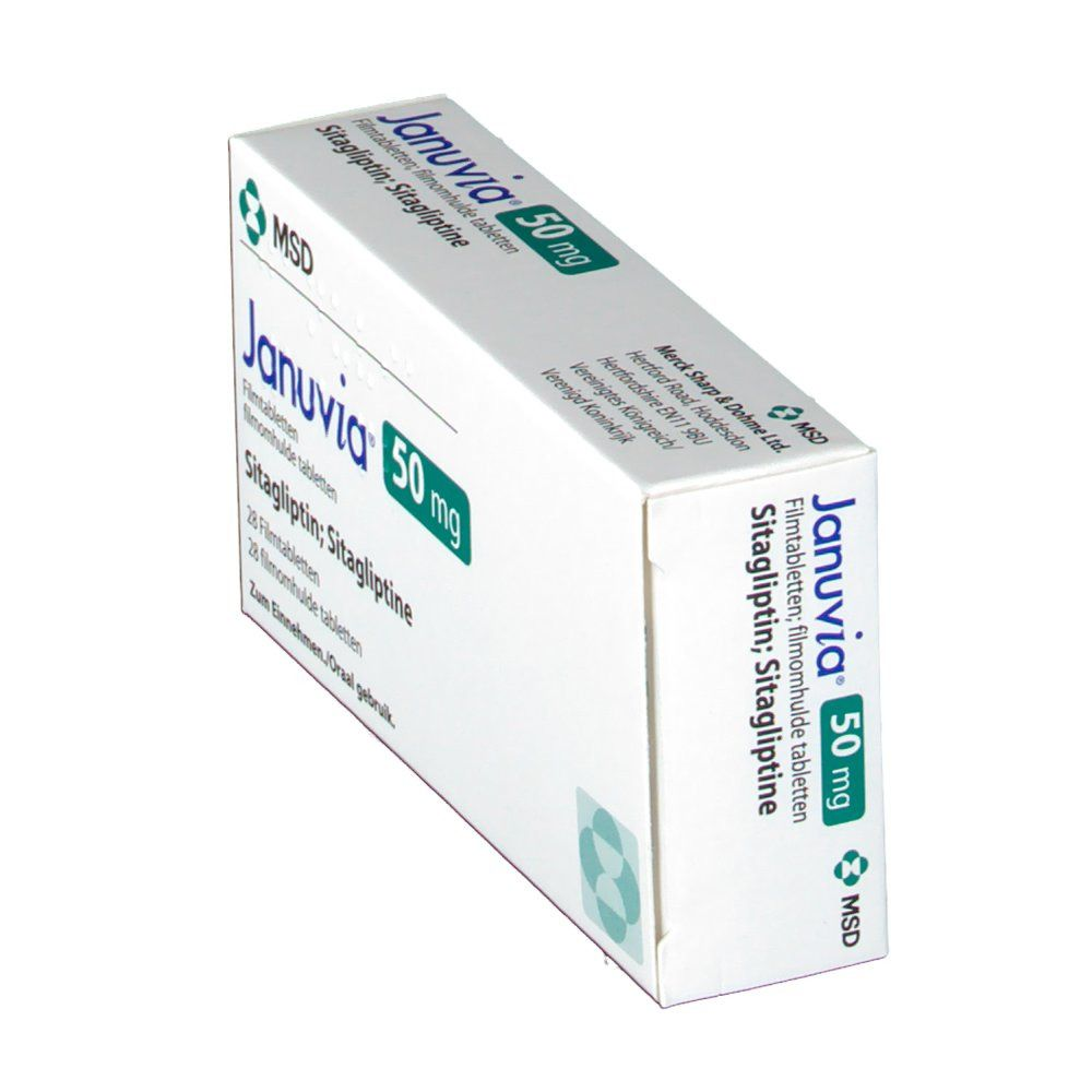 Januvia® 50 mg 28 St - shop-apotheke.com