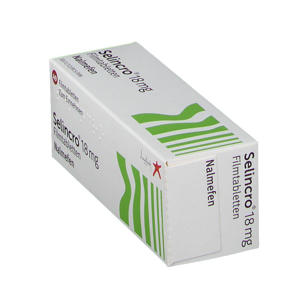 SELINCRO 18 mg Filmtabletten 49 St - shop-apotheke.com