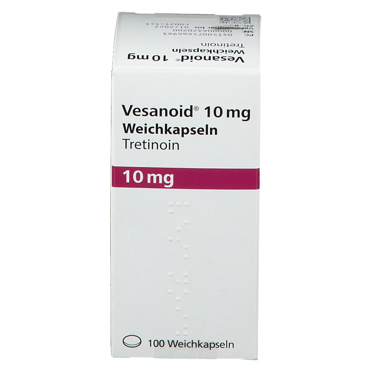 Vesanoid® 10 mg 100 St - shop-apotheke.com