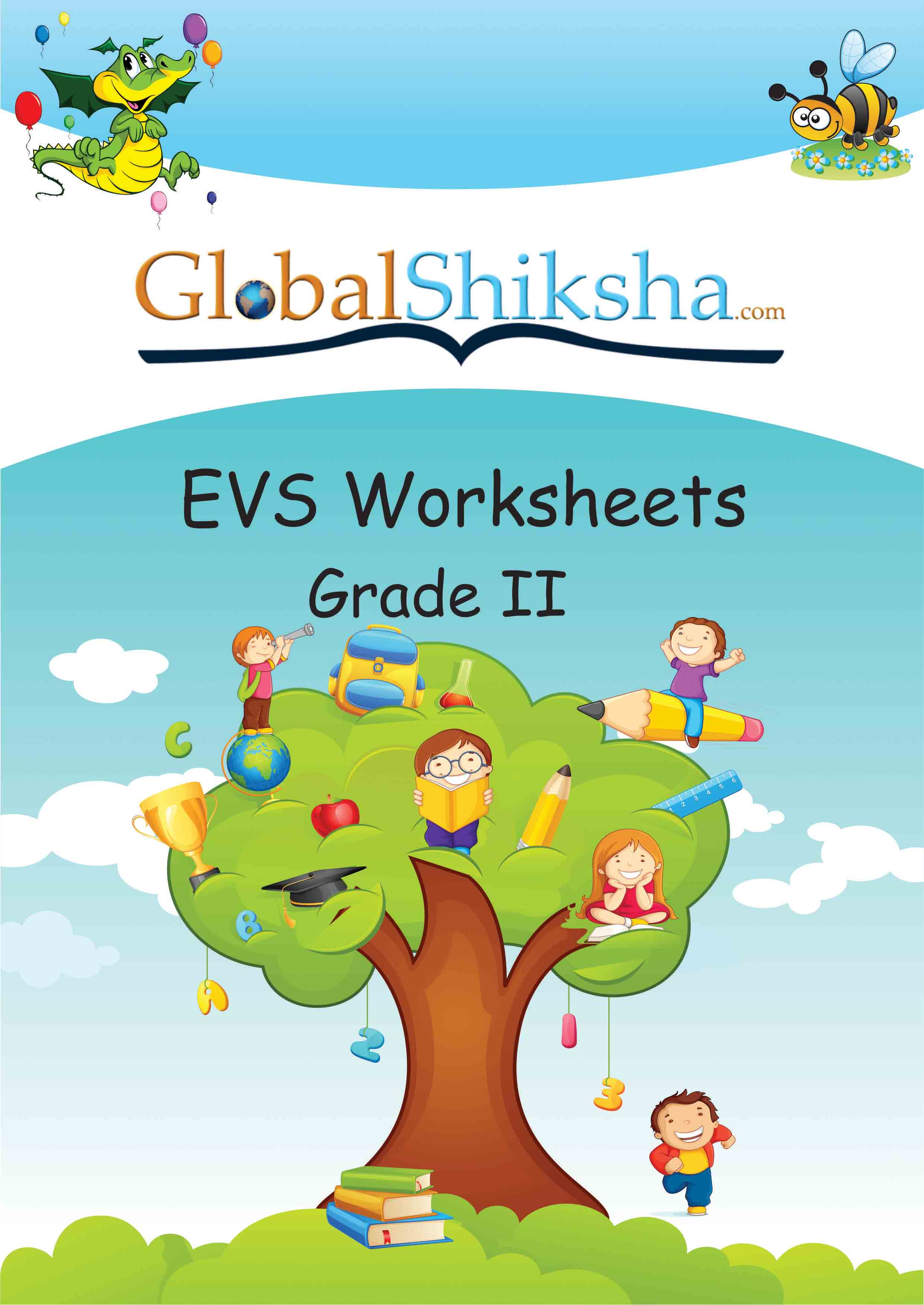 Worksheets For Class 2