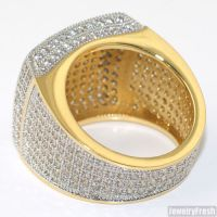 The gallery for --> Pure Gold Ring For Men