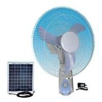 Online SOLAR WALL MOUNTED FAN (12vdc) Prices - Shopclues India