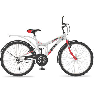 Buy GANG blaster ZX hard tail with alloy brake levers