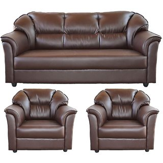 cane sofa cost in hyderabad gray nailhead buy gioteak manhattan 3 1 brown online 38199 from shopclues