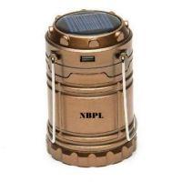 Solar Camping Lights Portable Light Lamp Emergency Lantern ...