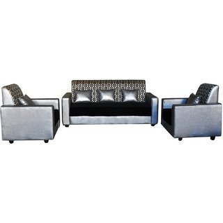 5 seater sofa set under 20000 chenille sectional sleeper buy woodwaay lara five 3 2 online from