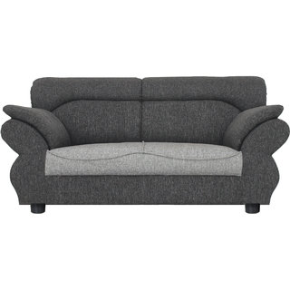 color sofa leather or fabric buy gioteak kingdom 2 seater set in light grey with attractive design online get 65 off