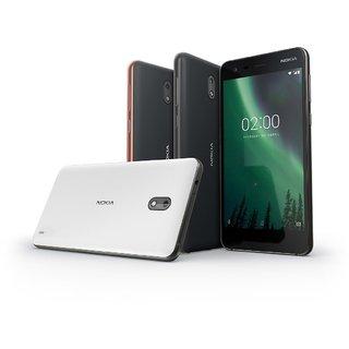 Nokia 2 (1 GB, 8 GB) Black
