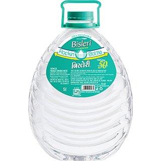 Buy Bisleri Mineral Water 5L ( Pack of 2 ) Online @ ₹130 ...