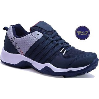navy blue mens running