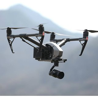 DJI Inspire 1 V2.0 Drone Camera