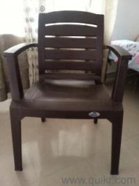nilkamal brand mat finish executive chairs dark brown