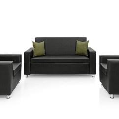 Amazon Sofa Set Chocolate Sofas Westido 3 431 In Black Pu Upholstery Without