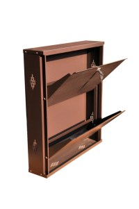 Buy MRC 2 LEVEL WIDE METAL SHOE RACK Online