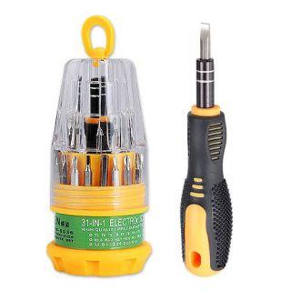 31 in 1 screwdriver