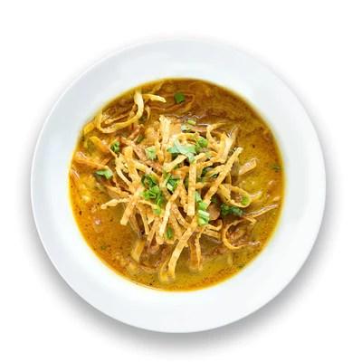 Thai Curry Noodles (Khao Soi) Meal Kit | Takeout Kit