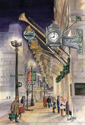 Marshall Fields McCarthy Fine Arts