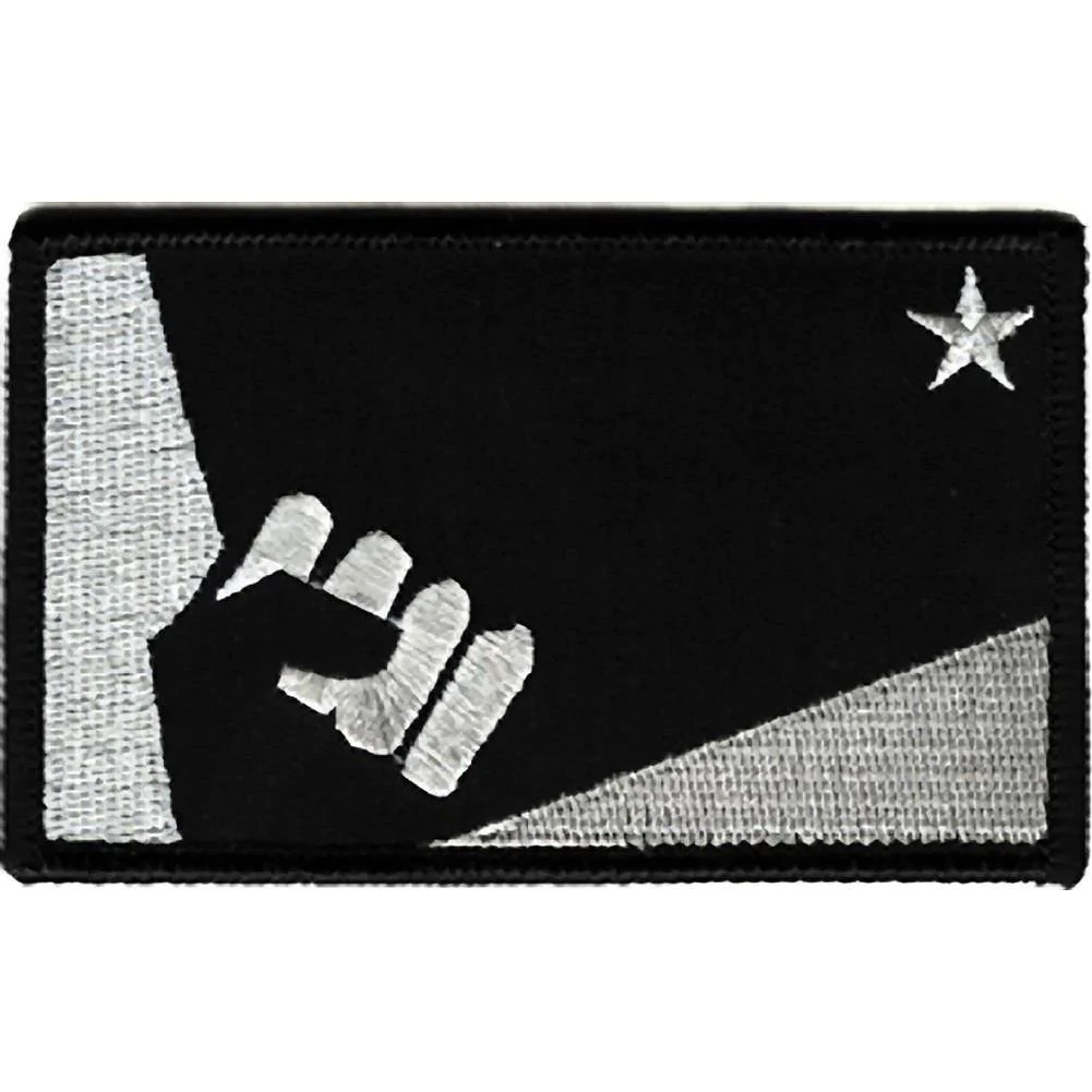 Nine Inch Nails Fist Embroidered Patch Rockmerch