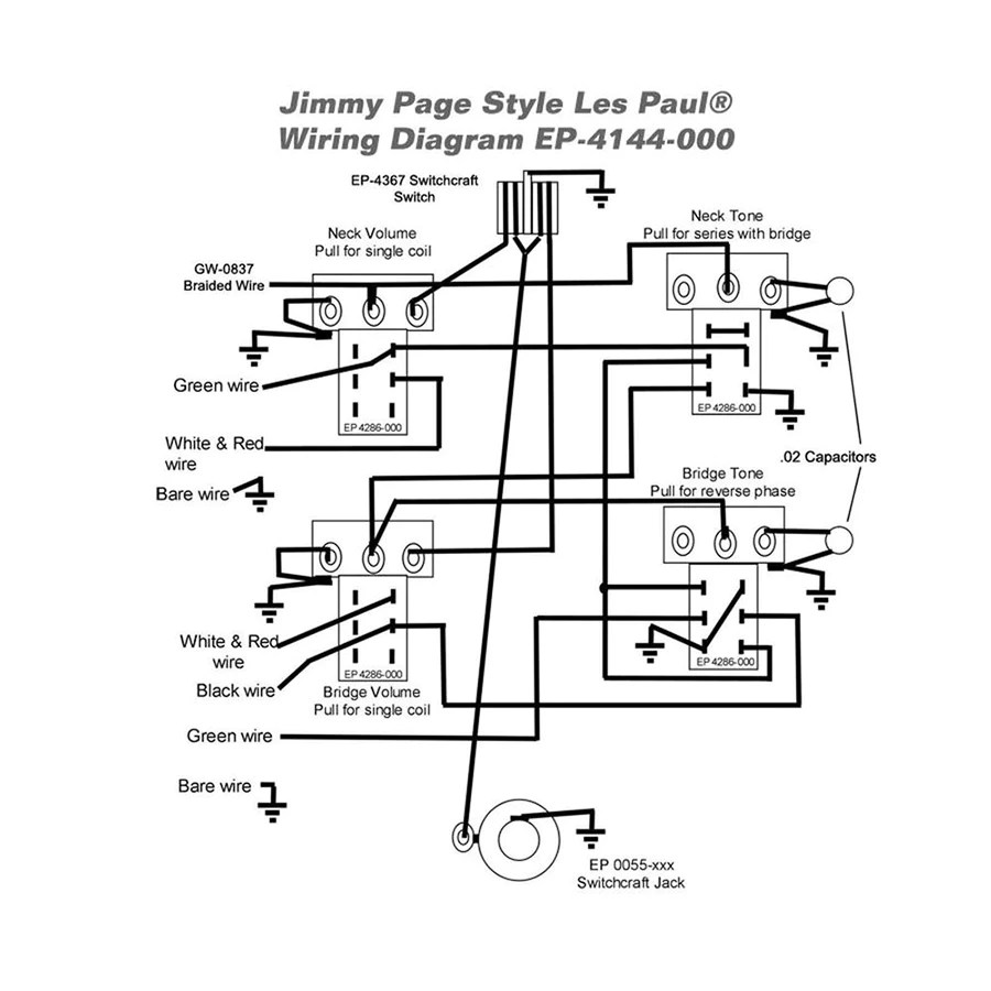 jimmy page wiring reviews