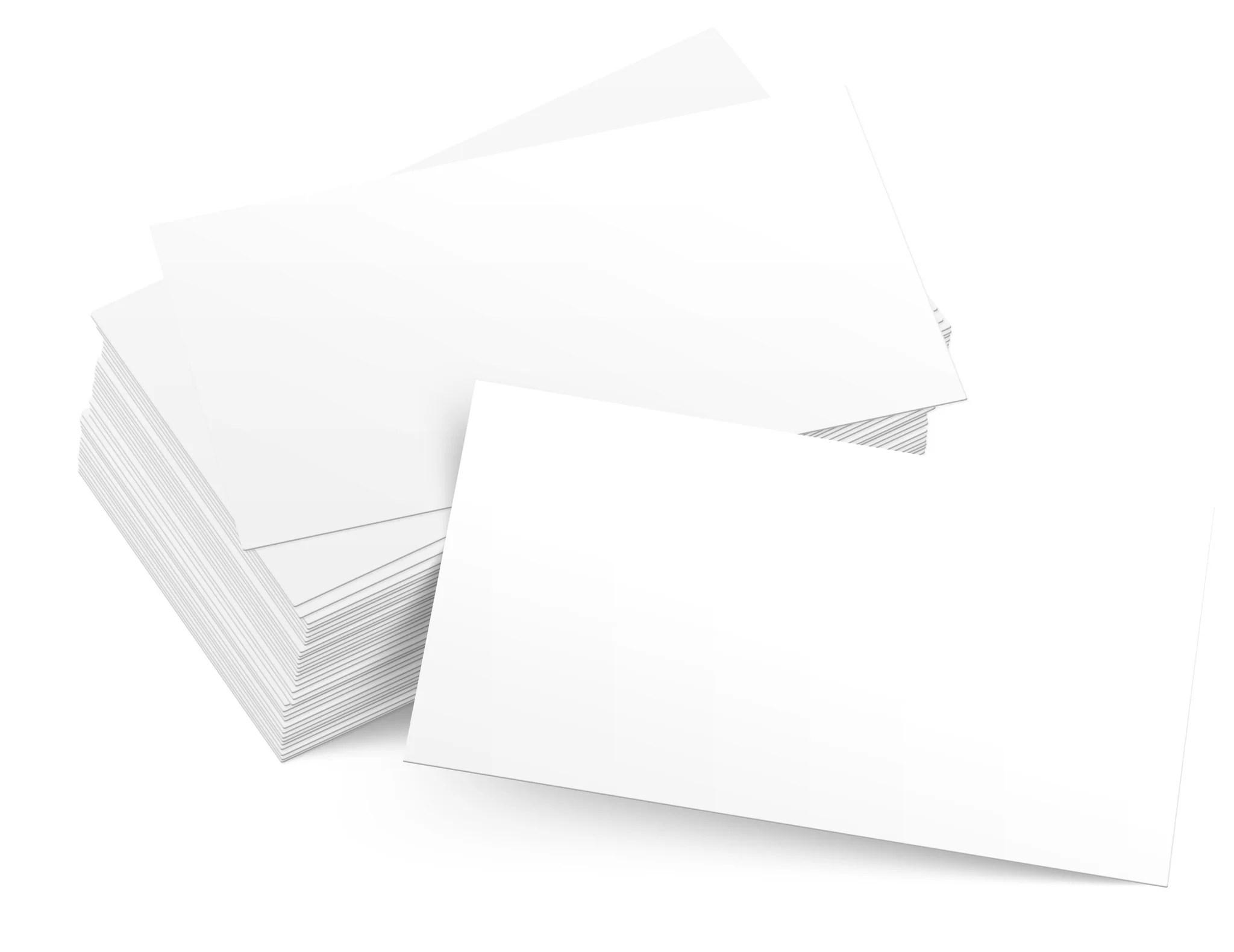 blank remittance envelopes