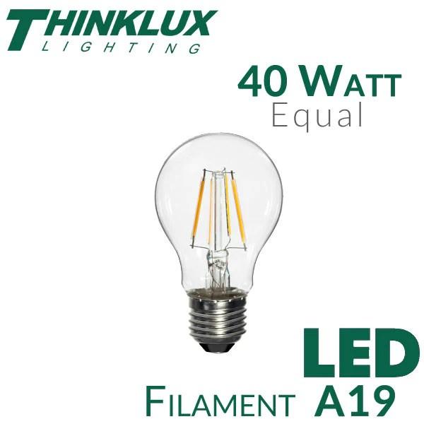 Fluorescent Flood Light Bulb