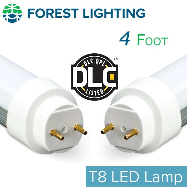 277v Lighting Wiring Diagram Forest Lighting 4 Foot T8 T12 Led Tube Light Replacement