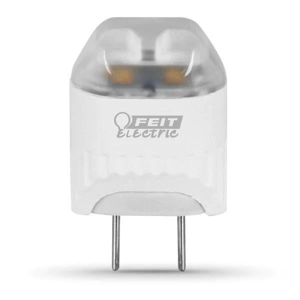 FEIT LED G8 JC LED Halogen Replacement Bulb  G8LED
