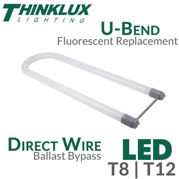 3 Lamp Ballast Wiring Diagram U Bent Led T8 T12 Tube Light Ballast Bypass Direct Wire