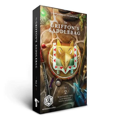 The Griffon's Saddlebag: Vol. 2