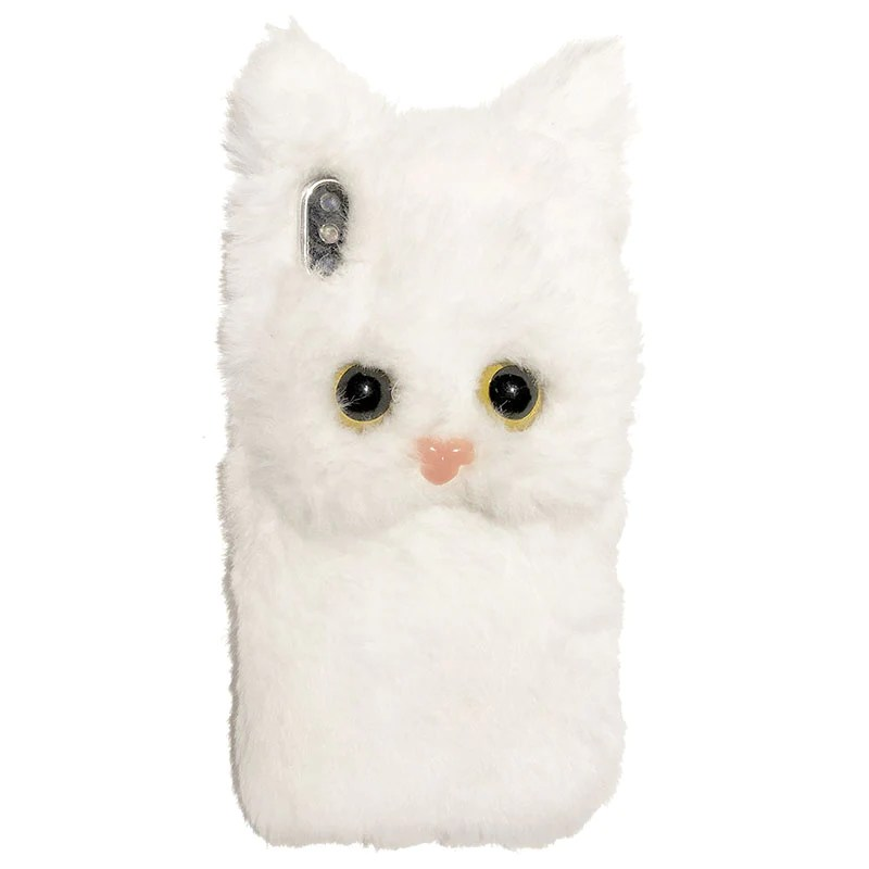 cute cartoon cat plush