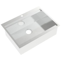 30 Kitchen Sink Pictures Of Outdoor Kitchens Stainless Steel In 1 Hole Single Bowl Drop Inch
