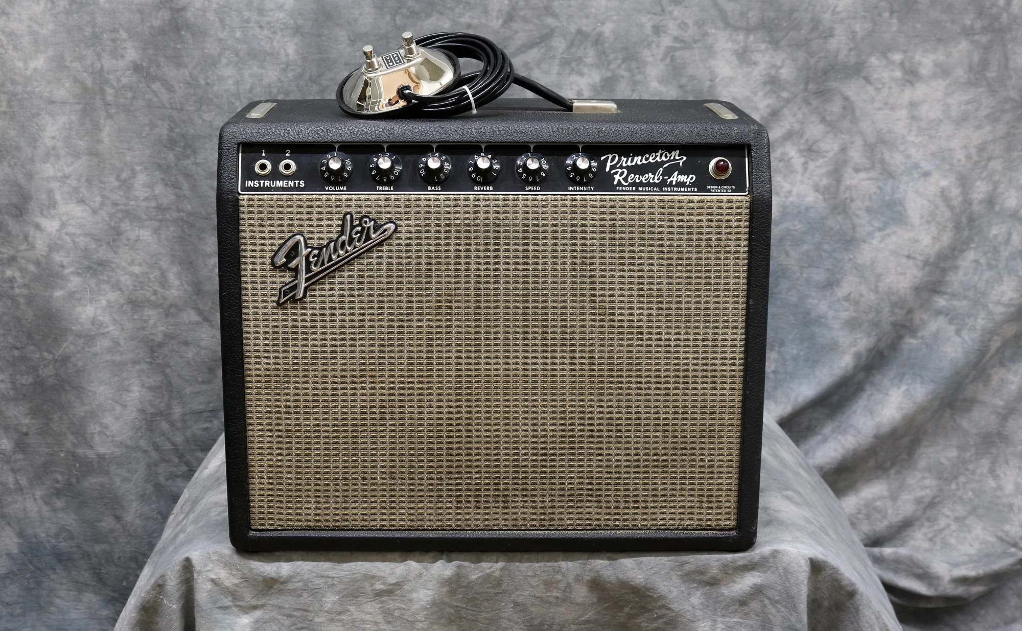 hight resolution of 1966 fender princeton reverb tap to expand