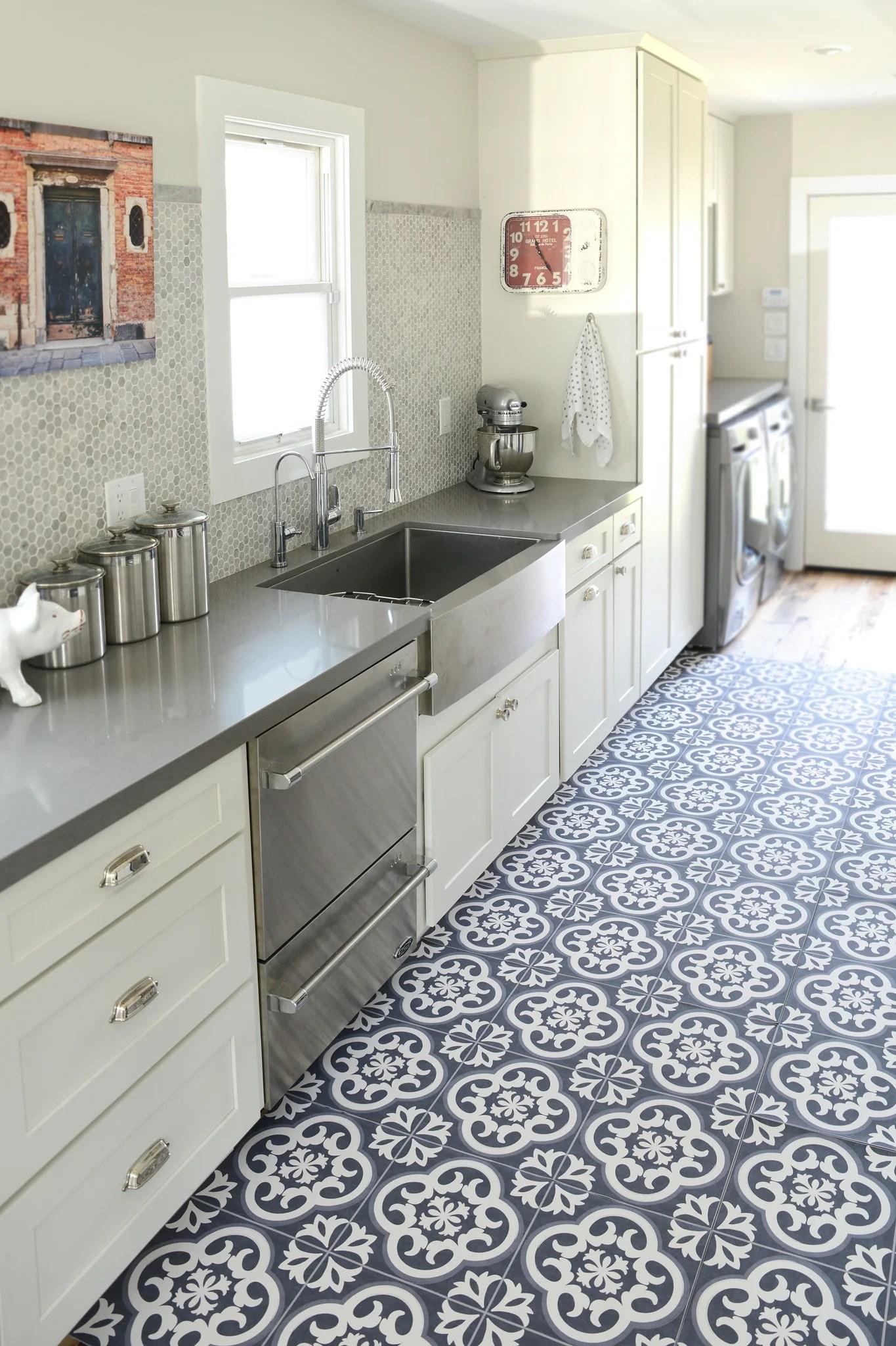 Vintage Kitchen Floor Tiles   Novocom.top