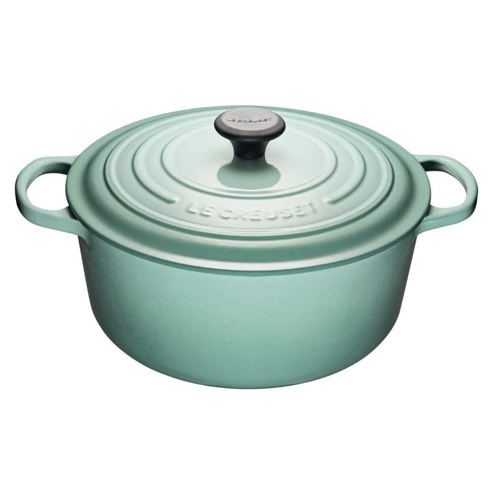Le Creuset 6 7l Sage French Dutch Oven 28 Cm Ls2501 289s Consiglio S Kitchenware