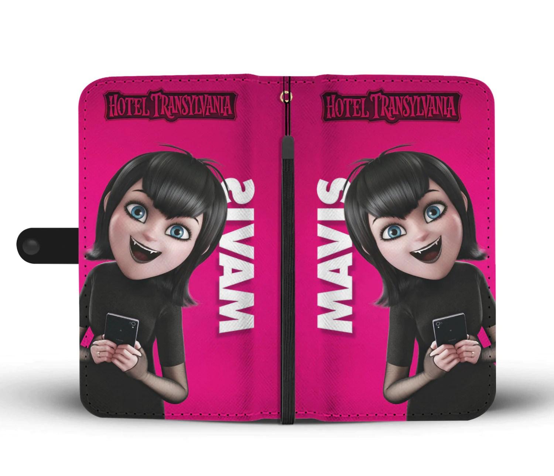 Mavis - Hotel Transylvania Wallet Case 8 Createdon