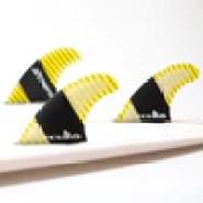 FCS II Stretch Tri-Quad Fins