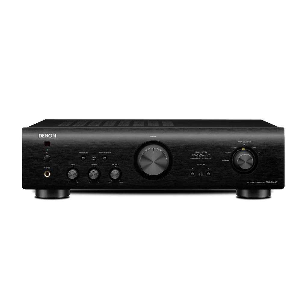 Denon PMA-720AE - Integrated Amplifier | AVStore.in