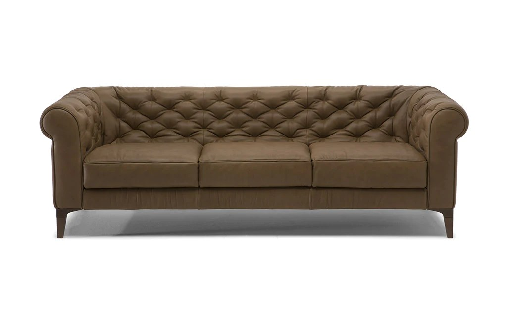 romantico couch leather express