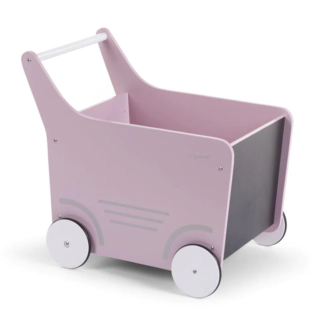 Toy Stroller Wooden