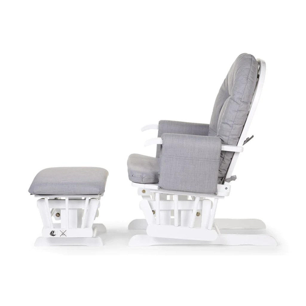 Gliding Chair Childhome Gliding Chair With Footrest