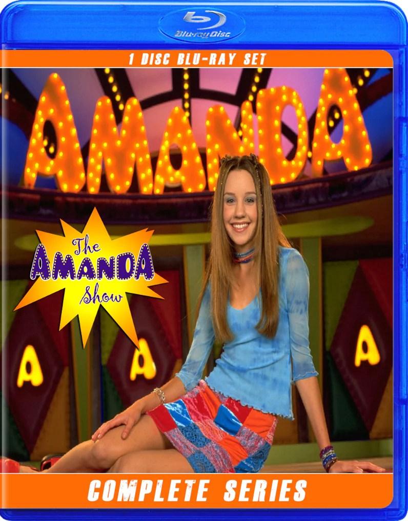 Amanda Show : amanda, Amanda, Show,, Blu-Ray