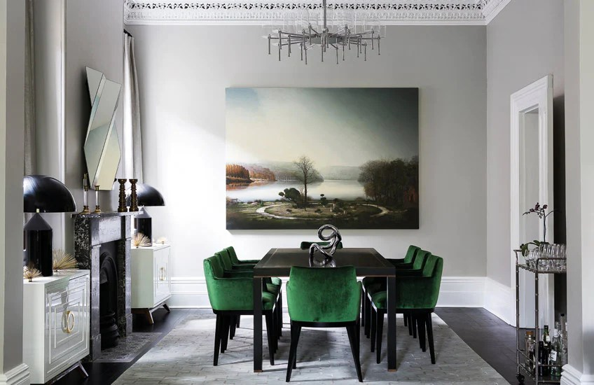 17 dining room colour