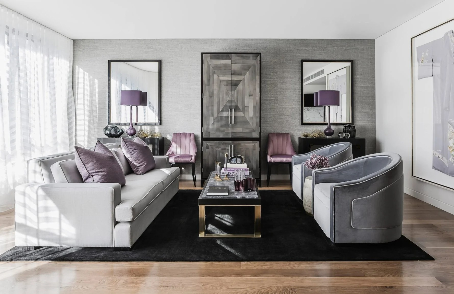 12 Living Room Colour Schemes Combination Ideas Luxdeco