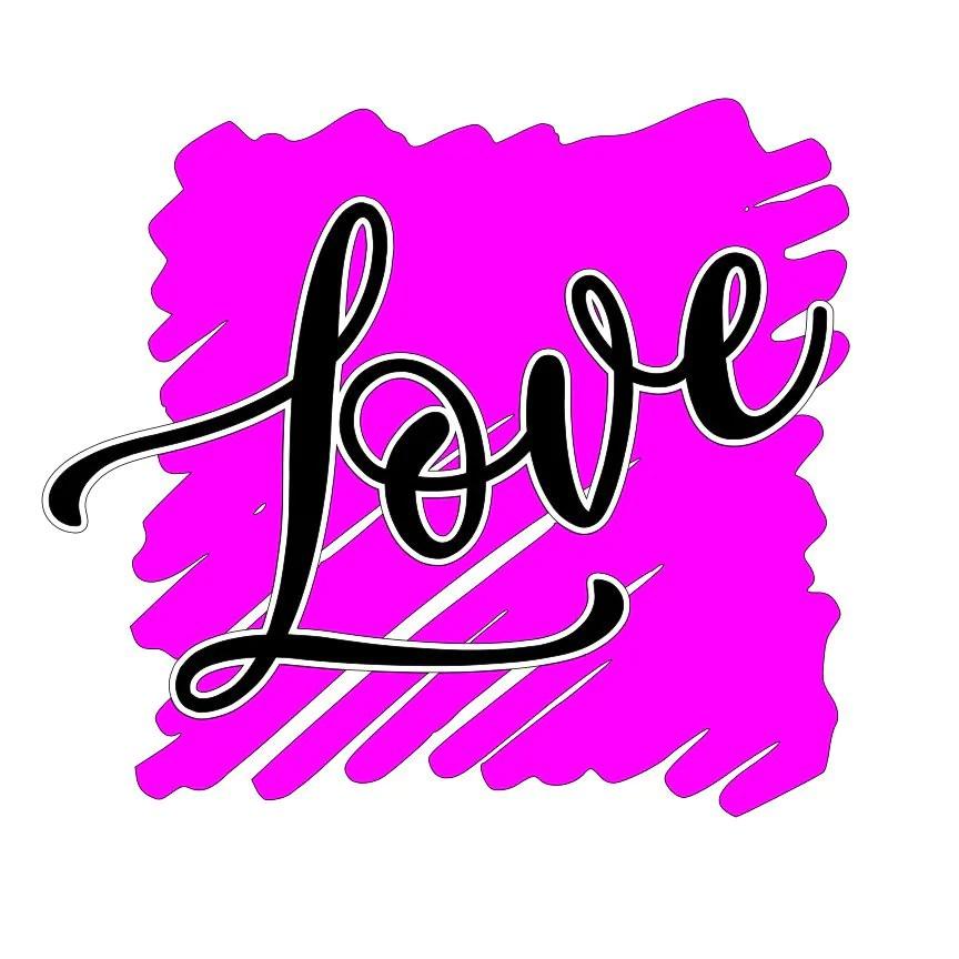 Download Love SVG File - Vinyl World