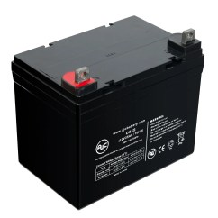 Liberty 312 Power Chair Battery Safety 1st Potty Revolution Mobility 12v 35ah Wheelchair Image Is Loading