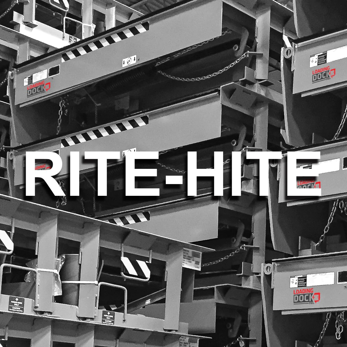 hight resolution of parts rite hite dock leveler trailer restraint in stock loading dock pro parts aftermarket products